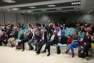 'BURSA KAYAPA ÇÖP DEPOLAMA VE YAKMA TESİSİ'NE HAYIR PLATFORMU' OLUŞTURULDU