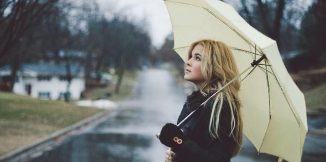 Şemsiyenizi almayı unutmayın...