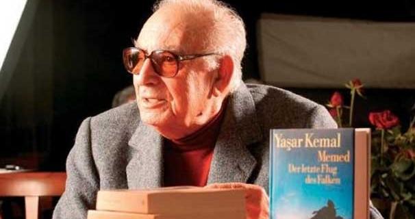 Kitap Fuarı'nda Yaşar Kemal konuşuldu