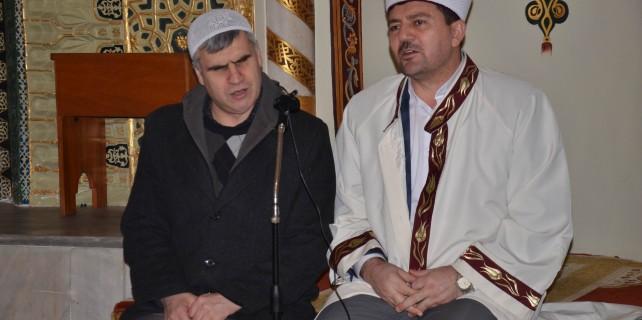 Bursa'da Muhsin Yazıcıoğlu için mevlüt okundu