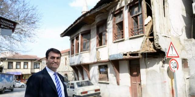 Bursa'da bir tarih daha canlanıyor...