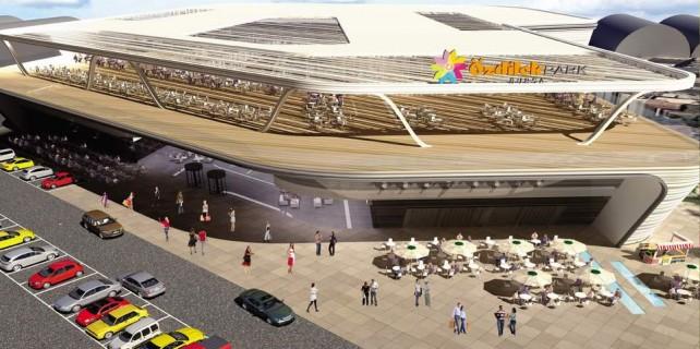 İzmir Yolu'na yeni bir AVM geliyor