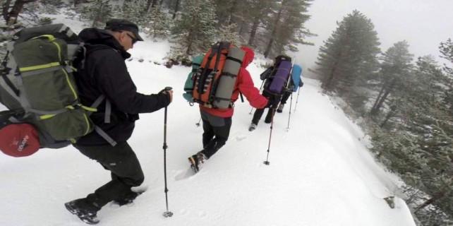 Bursalı dağcılar zirvede rekor kırdı...
