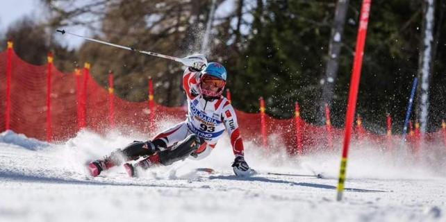 Milli kayakçıdan Avrupa'da iki madalya