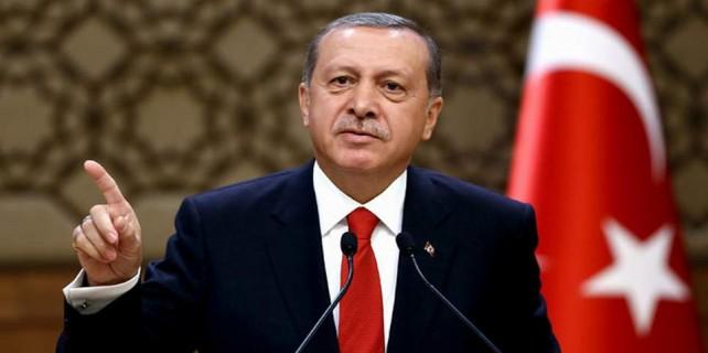 Erdoğan: 'Asla izin vermeyeceğiz!'