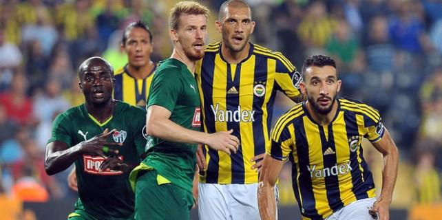Bursaspor'dan zehir zemberek açıklama