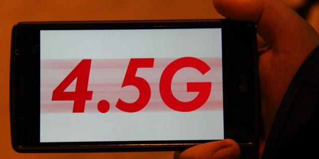 Bursalılar'dan 4.5G denemesi