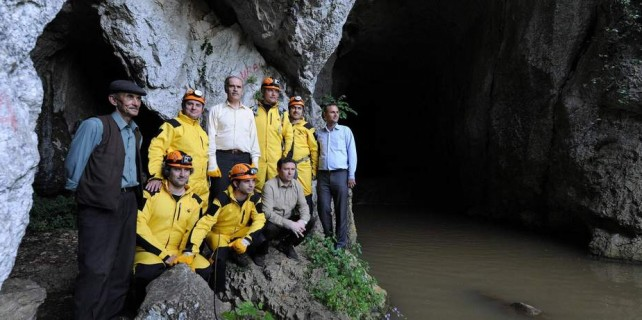 Bursa'daki mağaralar turizme kazandırılıyor