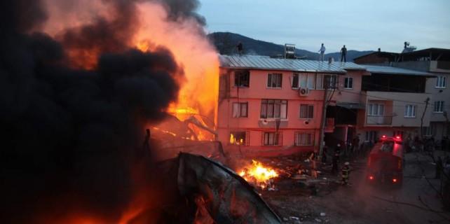 Bursa'daki herkesin konuştuğu o yangını büyüten sebep...