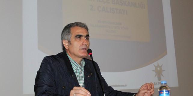 """""""2019'da Nilüfer Ak Parti'nin"""""""