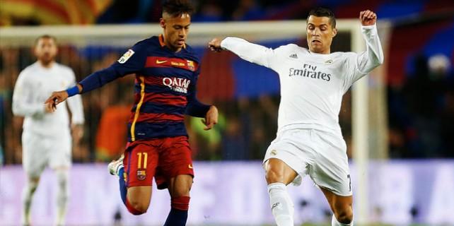 El Clasico'da zafer Real'in