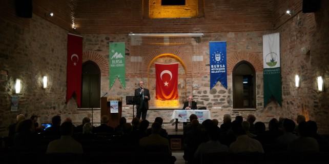 Dünya şairleri Bursa'da buluştu