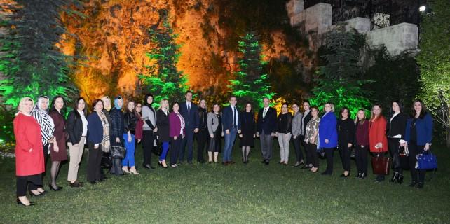 Kadın Girişimciler, Başkan Altepe'yi ağırladı