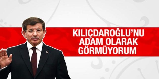 Kılıçdaroğlu'na bakın nasıl cevap verdi...