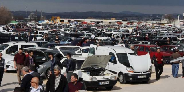 En çok bu fiyatlı otomobiller satılıyor