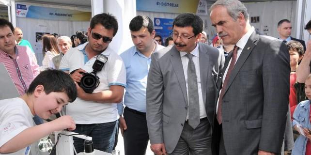 Bursa'ya proje yağdı...