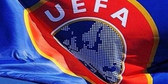 UEFA'ya şok baskın...