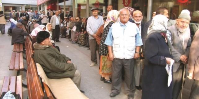 65 yaşını dolduran o vatandaşlara müjde...