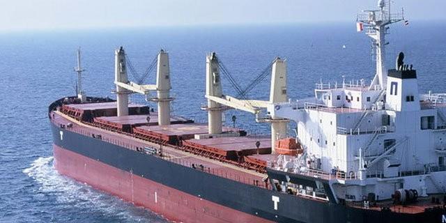Korsanlar tarafından Türk gemisine saldırı!