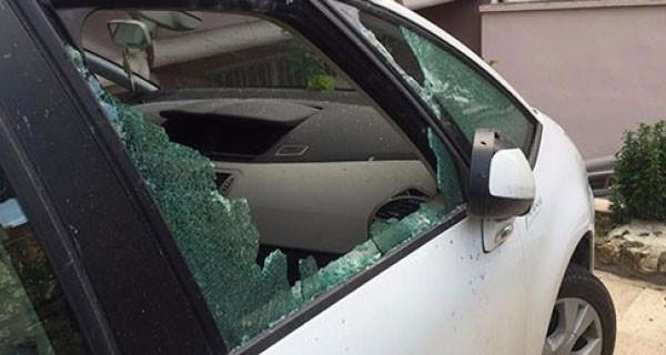 AK Partili Başkan'a silahlı saldırı