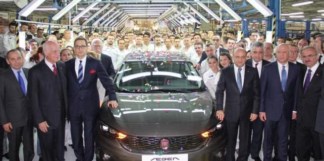 Bursa'da istihdamın yükünü sırtlıyor...Üretim son 10 yılın zirvesinde