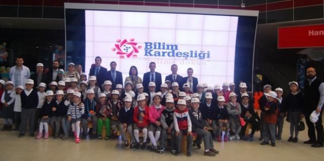 Büyükşehir öğrencileri BTM'de buluşturdu