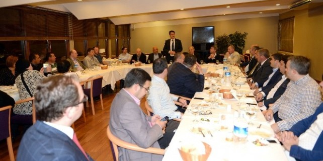 Kardeş Belediye Başkanları Osmangazi'de buluştu