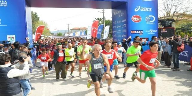 Türkiyenin en büyük Ultra Maratonu İznik'te başlıyor
