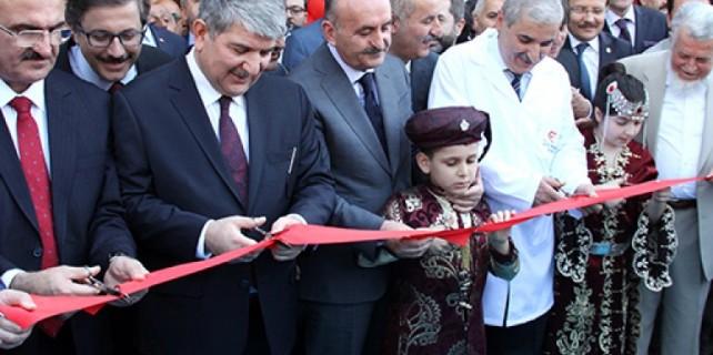 Osmangazi hastanesi kapılarını açtı