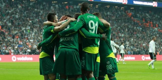Bursaspor Avrupa aşkına