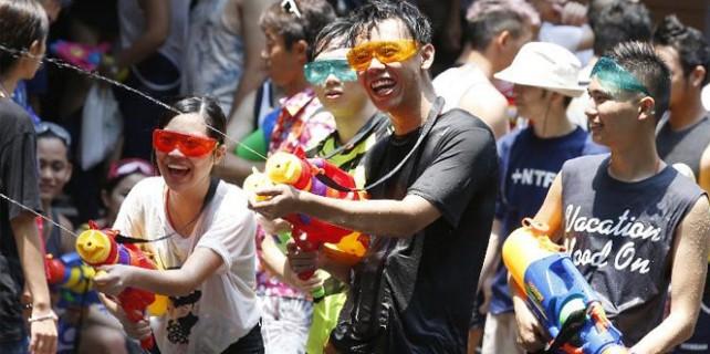 Katliam gibi festival: 259 ölü
