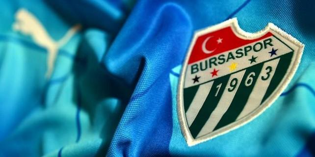 Bursaspor'da şok...Kadro dışı bırakıldı...