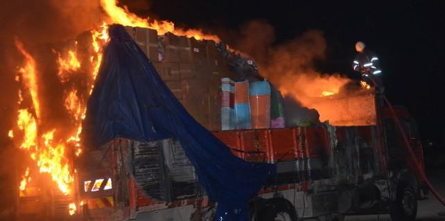 Bursalı Neron her yeri ateşe verdi...