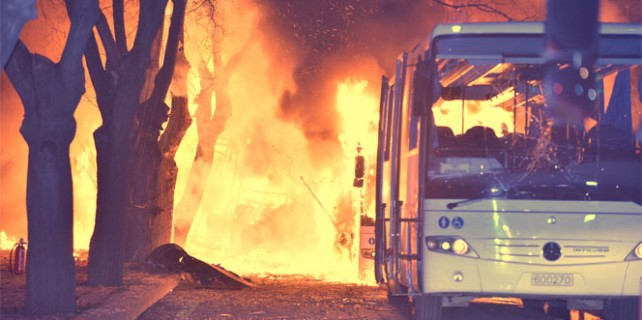 """Bursa'da """"Ankara saldırısında izin var"""" tuzağı..."""