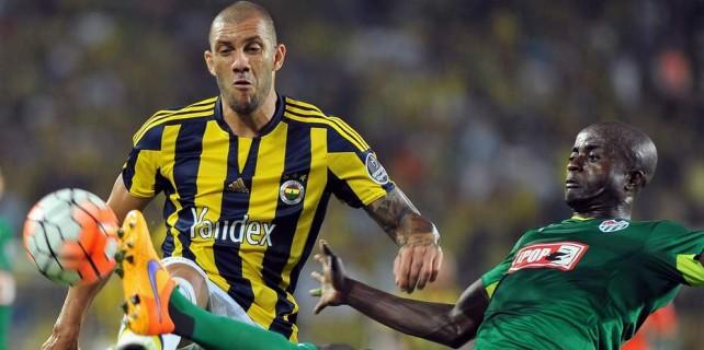 Bursaspor'dan Fernandao bombası...