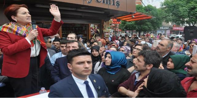 Akşener Bursa'dan bombaladı: Bana paralel diyenler...