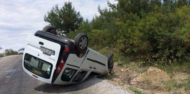 Bursa'da korkunç kaza can aldı...