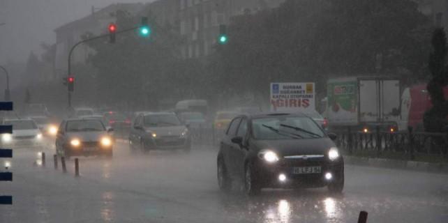 Bursa'ya bugün meteorolojiden uyarı var