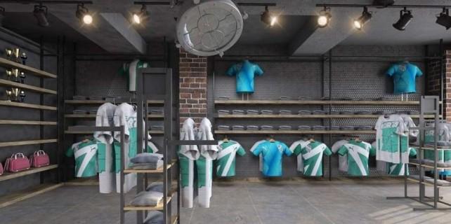 Bursaspor'a yeni AVM ve mağaza geliyor...