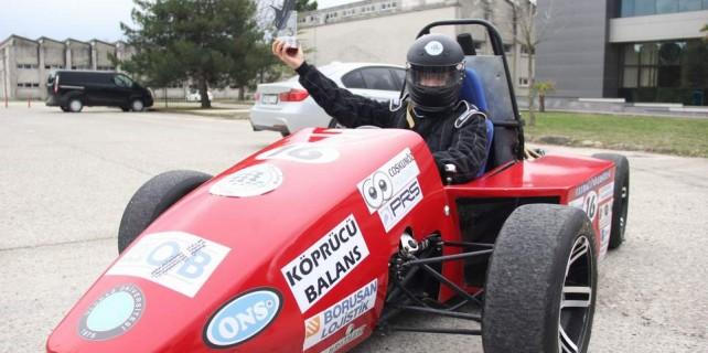 Bursalı Formula'nın benzini bitti...