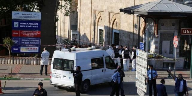 Bursa'daki canlı bomba o teröristle aynı hücreden...