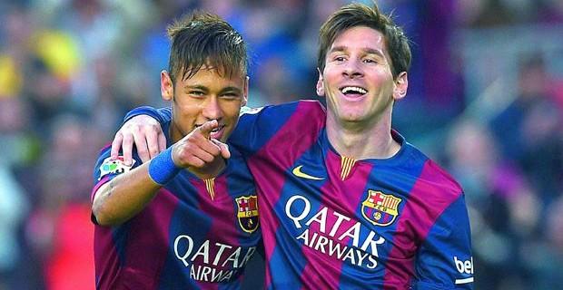 Messi ve Neymar Türkiye'ye geliyor