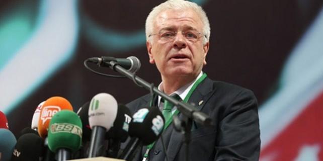 Başkan Ay'dan flaş Hamzaoğlu açıklaması...
