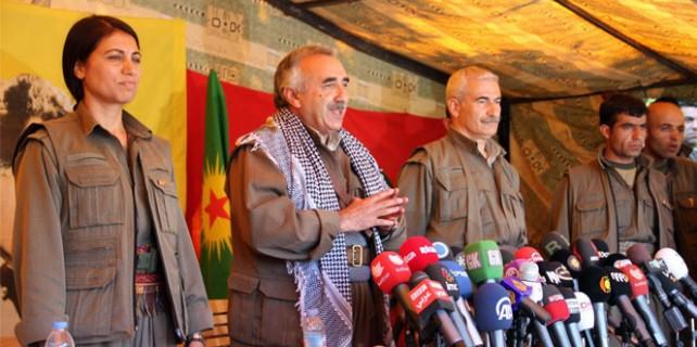 PKK elebaşısından itiraflar...