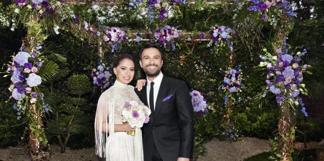 Megastar Tarkan evlendi