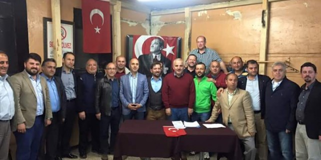 Burgazspor'da Ali Aras güven tazeledi