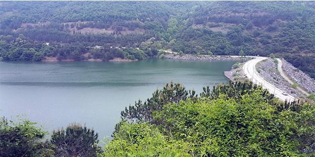 Bursa barajları suya doydu