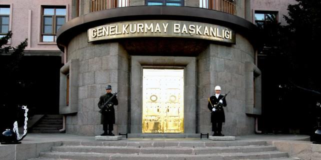 Genelkurmay açıkladı...Bursa'da bir terörist....