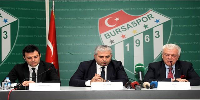 UEDAŞ'tan Bursaspor'a jest