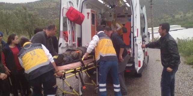 İznik'te feci kaza